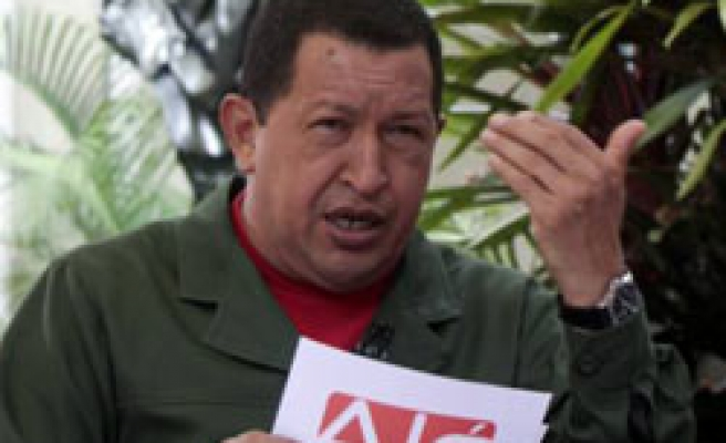 Chavez rebuffs Pentagon report on Iranian forces in Venezuela