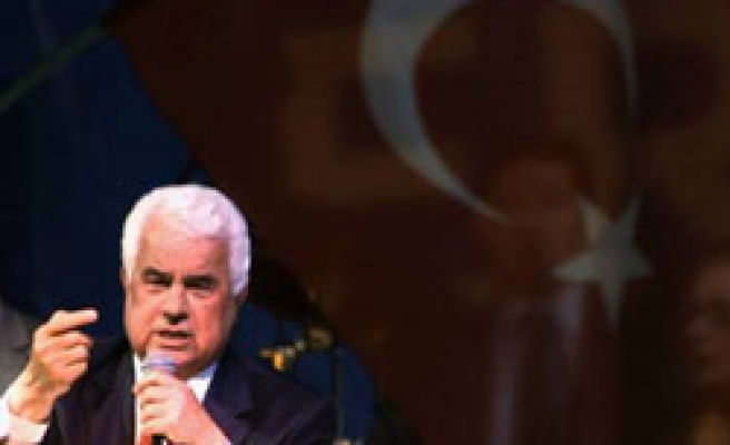 Turkish Cypriot president-elect says no preconditions in Greek talks