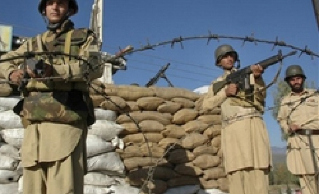 Troops, fighters killed in Pakistan clashes
