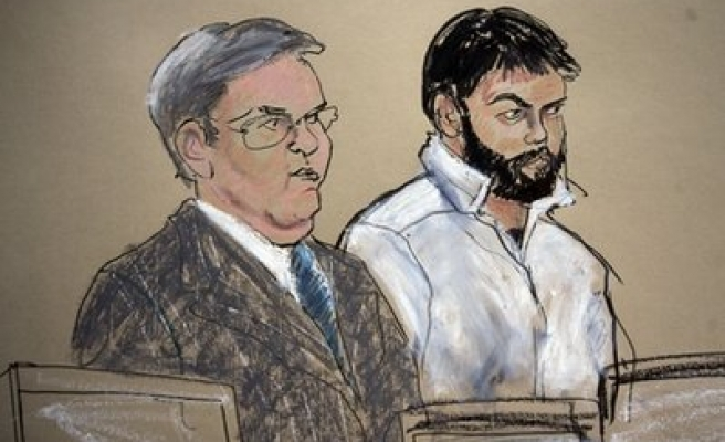 Afghan taxi driver plead guilty of conspiring in US bomb plot