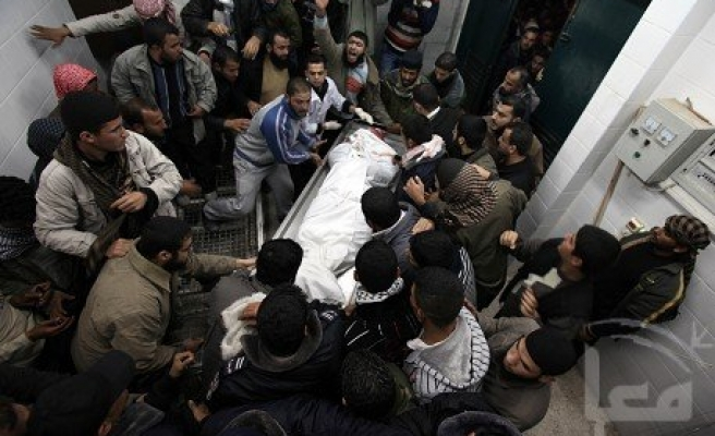 'Mysterious explosion' kills Palestinian teenager in Gaza