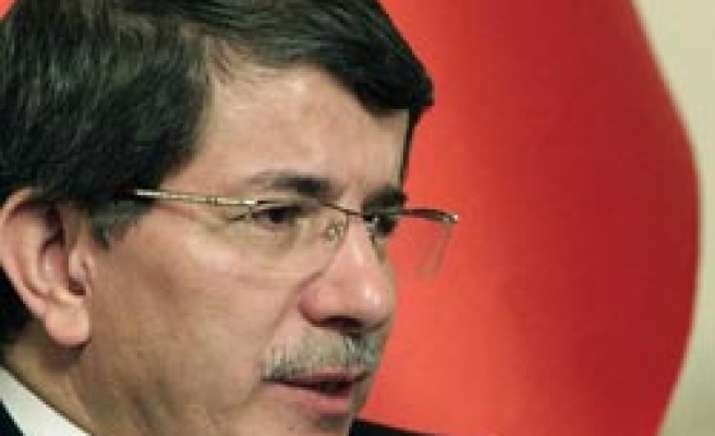 End of isolations against Turkish Cyprus ethical obligation: Davutoglu