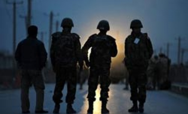 Kabul attack carried by Taliban suicide bomber