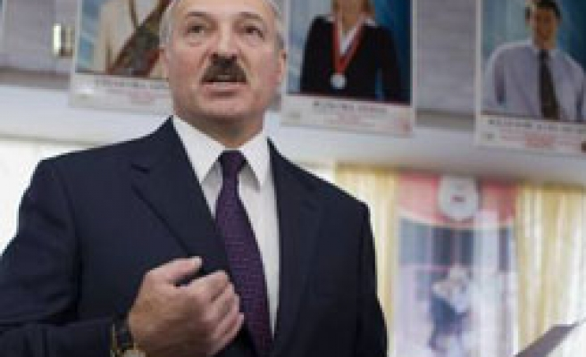 Belarus leader says Russia deal good for the people