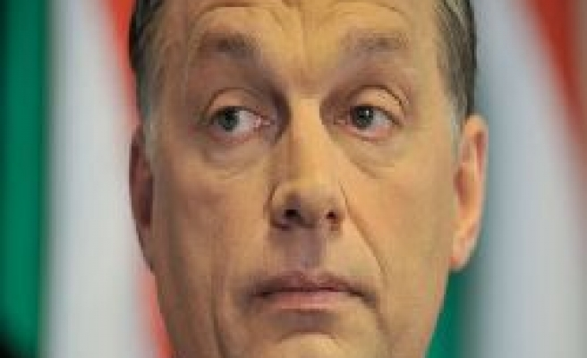 Hungary's Fidesz wins historic two-thirds mandate