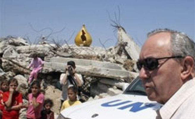 Jews in S.Africa retreat threat to harass Goldstone over Gaza report