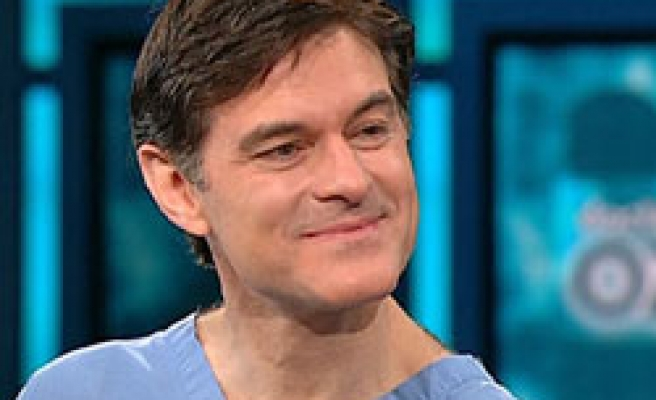 Dr. Oz eases ageing down road to fitness