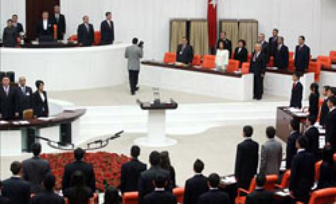 Turkey to debate 5 articles left, 22 passed in seven-day talks