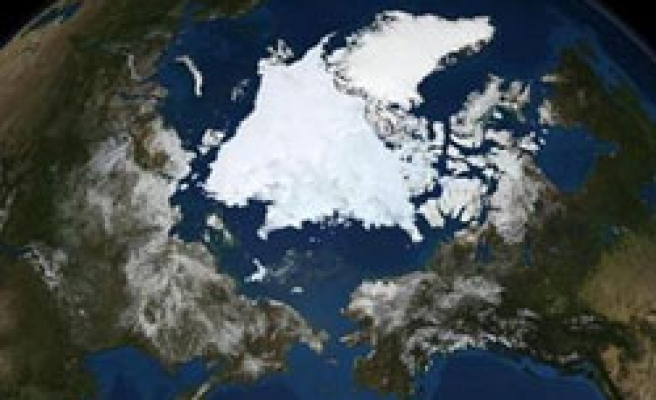 Global floating ice in 'constant retreat': study
