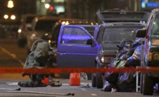 Car bomb found in New York square