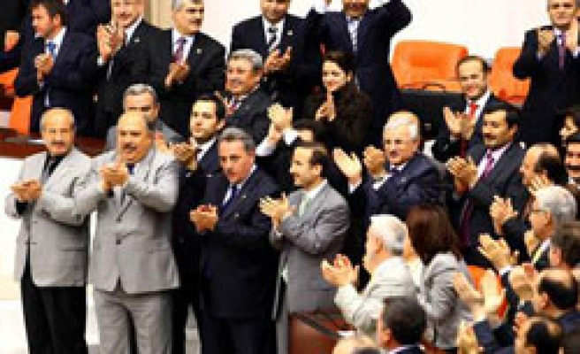 Turkish Parliament approves whole reform package