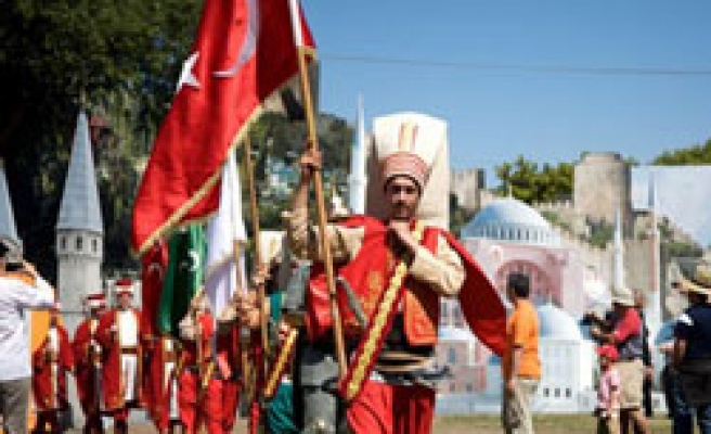 Turkish culture-food festival starts in US California