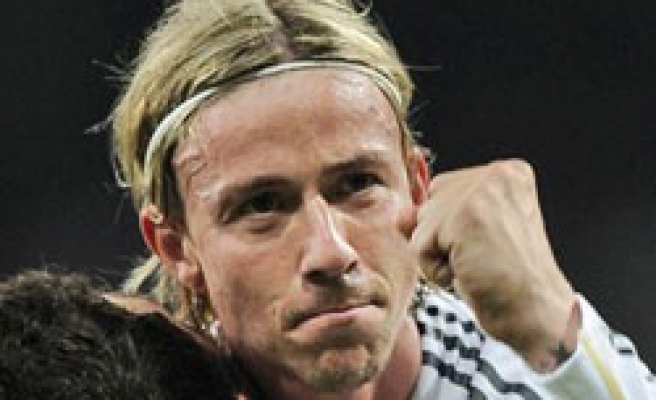 Real Madrid's Guti confirms Turkish Galatasaray's offer