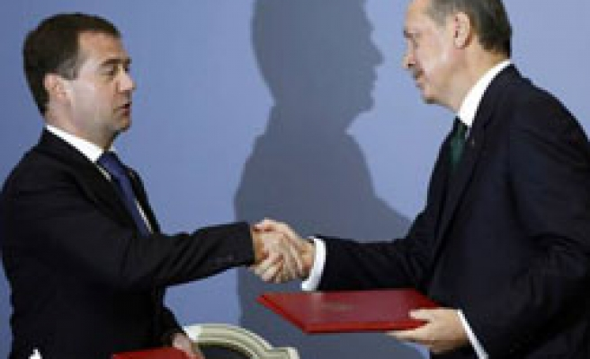 Turkey, Russia sign nuclear power plant, visa removal deals - UPDATED