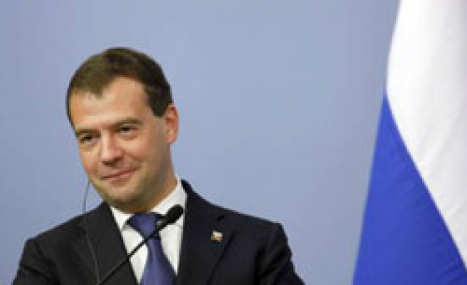 Medvedev says Turkey and Russia 'real strategic partners'