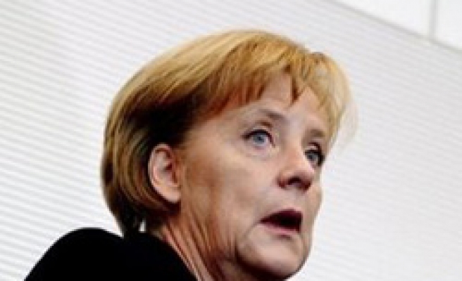Merkel fields state premier for German presidency