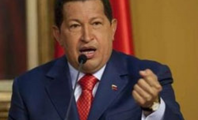 Venezuela's Chavez orders takeover of iron-makers