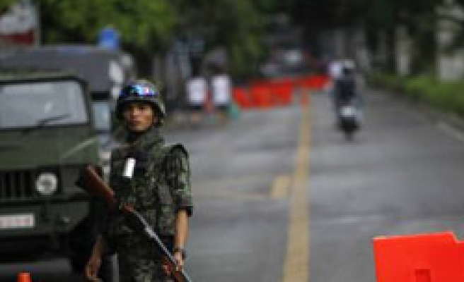 Thai government imposes curfew in parts of Bangkok