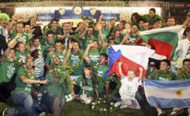 Second Anatolia clup clinches Turkish title in soccer history