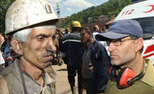 More workers still trapped in Turkey mine blast