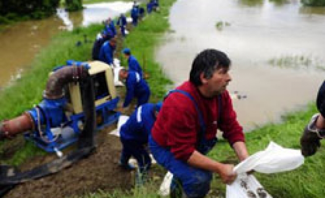 Two more dead in central Europe flash floods