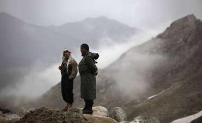 No sign of plane missing in harsh Afghan terrain