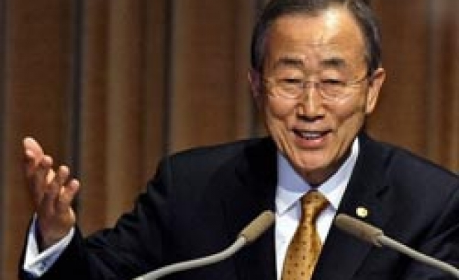 UN's Ban says job opportunities necessary for Somali