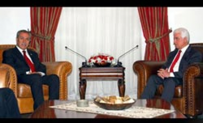 Turkish deputy meets with Northern Cyprus PM
