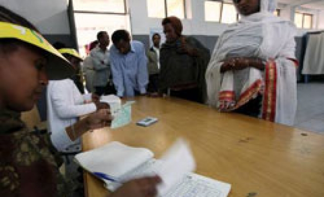 Voting underway in Ethiopia amid allegations