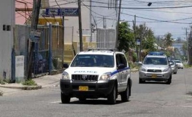 Police patrol Jamaican capital after attacks