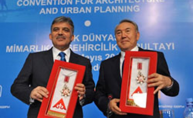 President expects Kazakhstan support for Turkish Cyprus