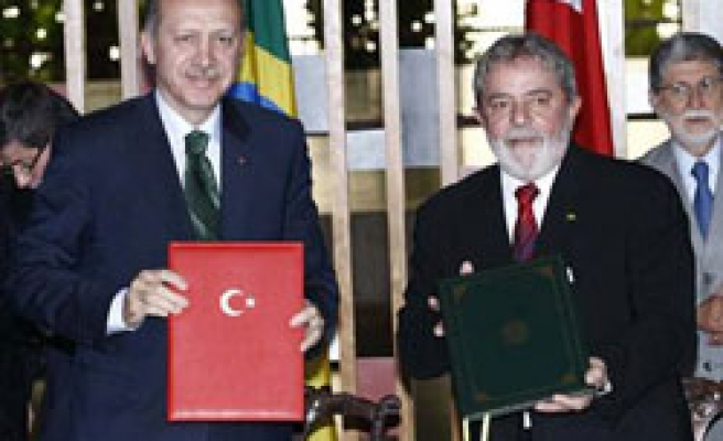 Turkey, Brazil advise West not to waste Iran nuclear deal