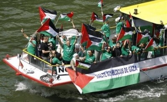 Cyprus prevents rights activists to leave for Gaza under flotilla campai