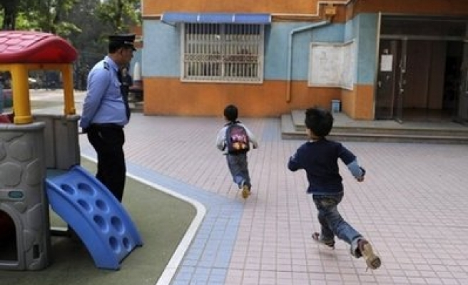 Chinese atacker executed for school stabbing