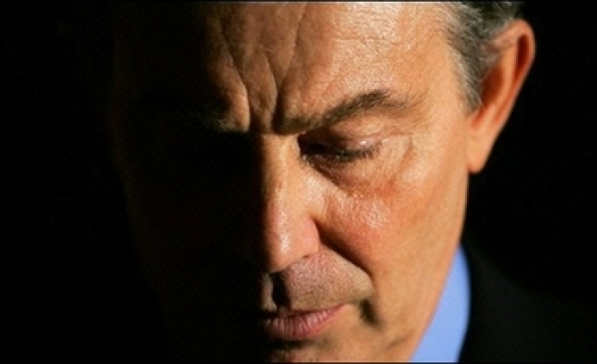 Blair questioned again by police over cash-for-honours