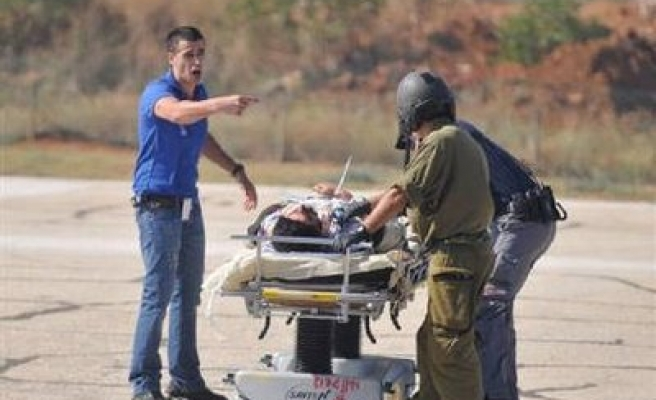 At least 15 Turkish activists hospitalized in Israel after attack