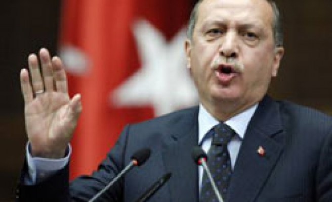PM tells Israel Turkey's enmity is violent as much as friendship