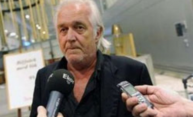 Swedish author calls for global sanctions on Israel