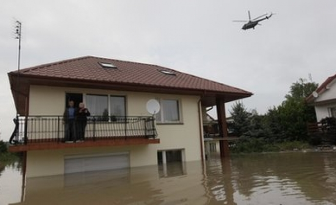 New floods in central Europe, at least two dead
