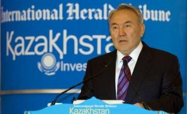 Kazakh president rejects draft law on special powers