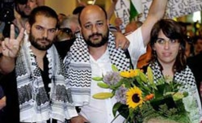 Spanish activists for Gaza say Israel 'targeted' Muslims in boat