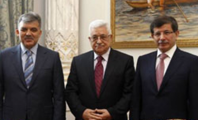 Turkey, Palestine sign deal to set up joint committee