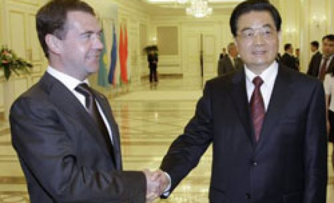 Russia, China call for calm in Kyrgyzstan