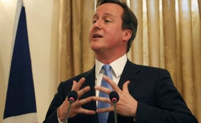 British PM stresses importance of strong BP