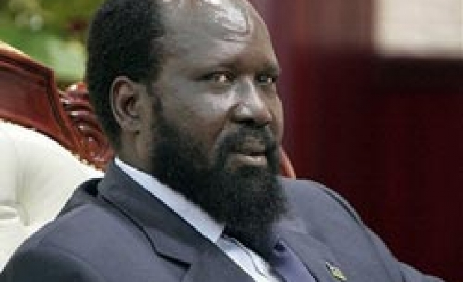 South Sudan's Kir reappoints VP