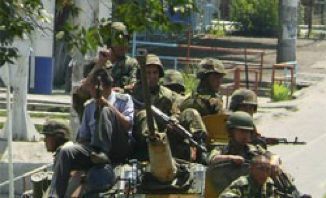 More forces to Kyrgyz south after 'shoot-to-kill' order