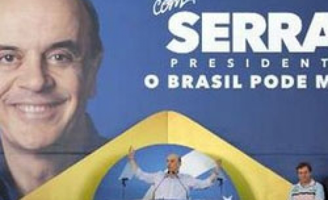 Serra accepts candidacy for Brazil's presidential race