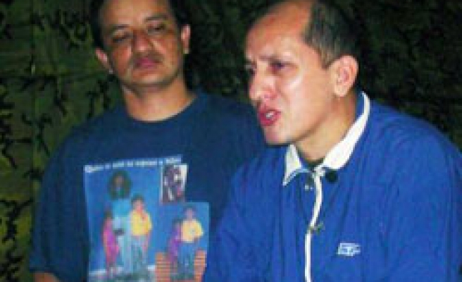 Colombia hostage officers rescued
