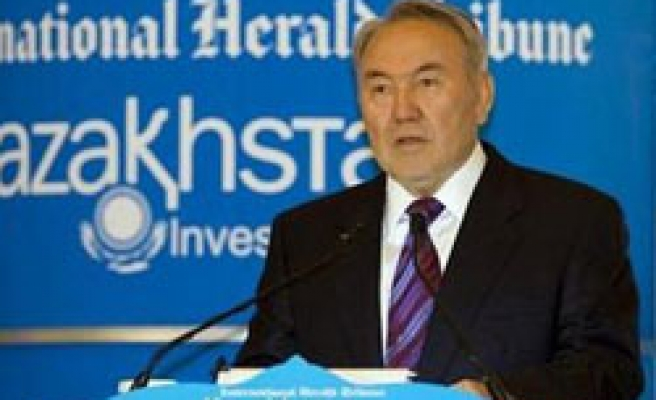 Kazakh President gets immunity, power to rule for life