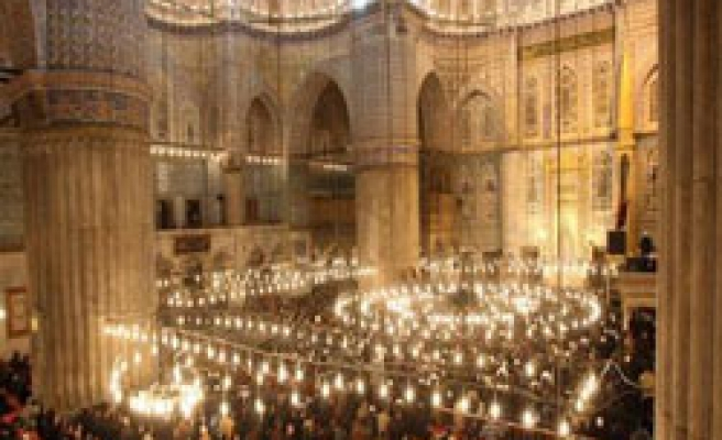 Turkey to celebrate Laylat al-Ragha'ib today